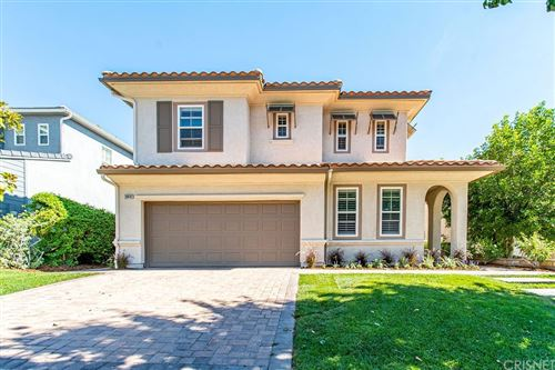 Photo of 26818 Peppertree Drive, Valencia, CA 91381 (MLS # SR21222907)