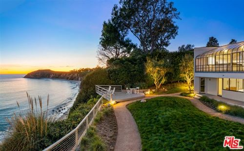 Photo of 28936 CLIFFSIDE DRIVE, Malibu, CA 90265 (MLS # 20557908)