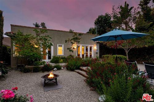 Photo of 1630 N Curson Avenue, Los Angeles, CA 90046 (MLS # 21722908)