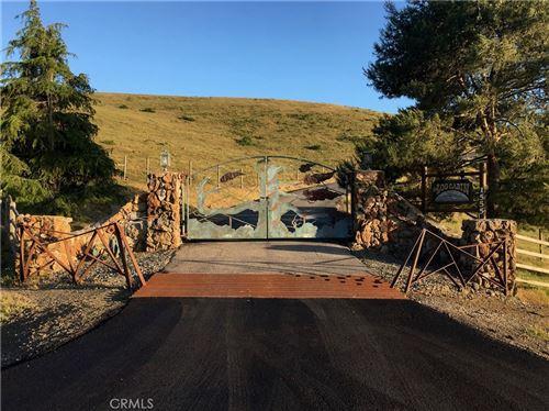 Photo of 1555 Harmony Ranch Road, Cambria, CA 93435 (MLS # SC21024908)