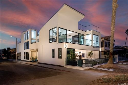 Photo of 1350 E Oceanfront, Newport Beach, CA 92661 (MLS # OC21177909)