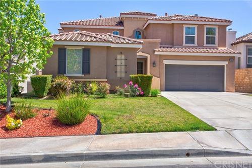 Photo of 21944 Mikhail Street, Saugus, CA 91390 (MLS # SR21072909)
