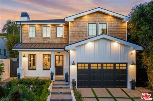 Photo of 1156 Fiske Street, Pacific Palisades, CA 90272 (MLS # 20658910)