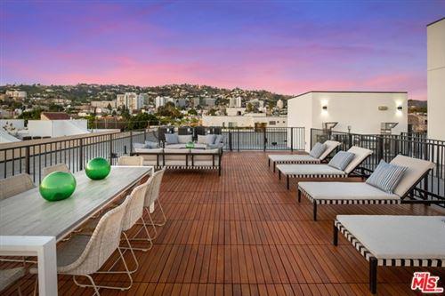 Photo of 825 N Croft Avenue #202, Los Angeles, CA 90069 (MLS # 21741910)