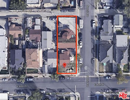 Photo of 1187 E 40Th Place, Los Angeles, CA 90011 (MLS # 21764910)