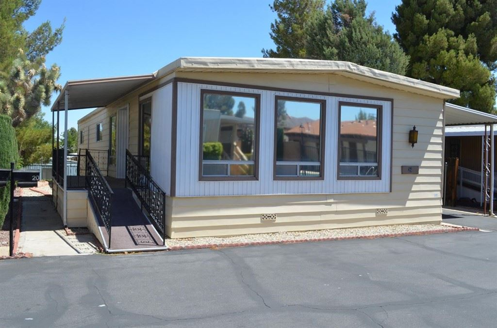 11414 Serra Road #20, Apple Valley, CA 92308 - MLS#: 536911