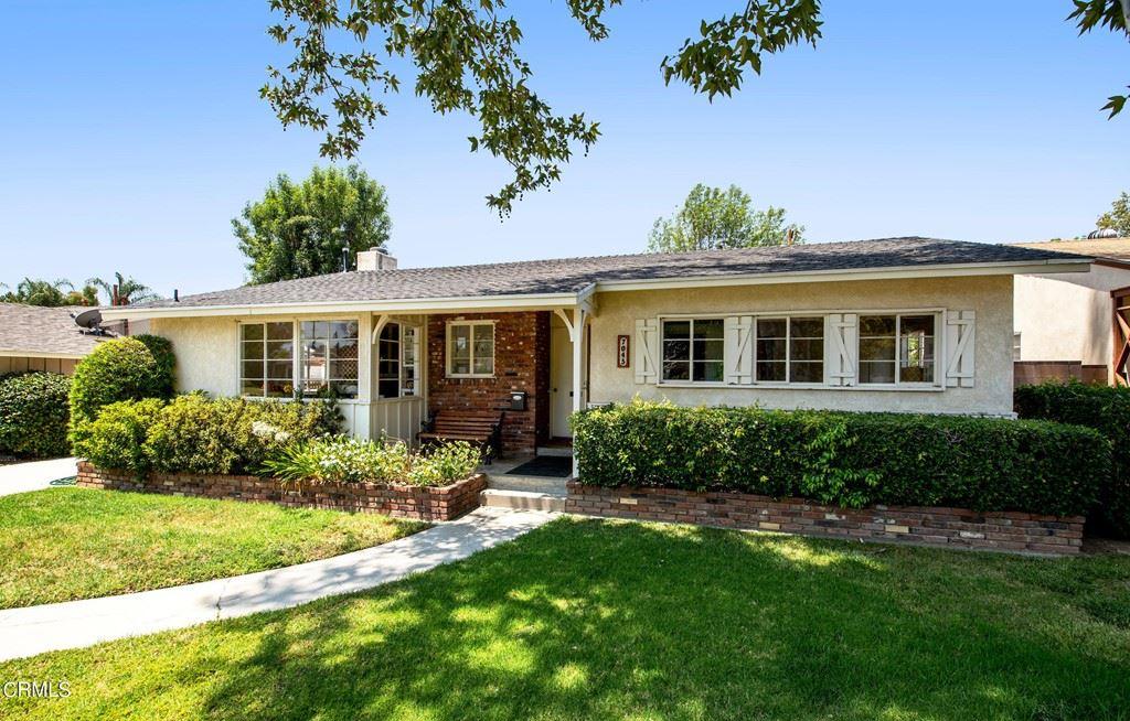 7045 Lasaine Avenue, Lake Balboa, CA 91406 - MLS#: P1-5911