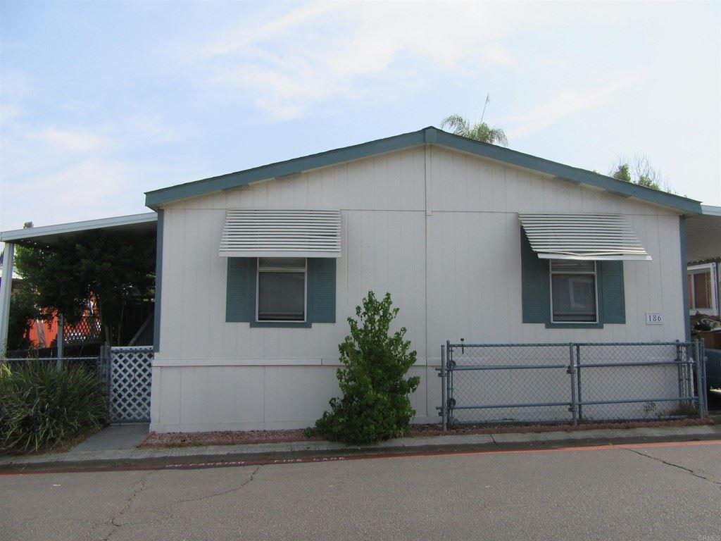 10767 Jamacha Blvd #186, Spring Valley, CA 91977 - MLS#: PTP2106911