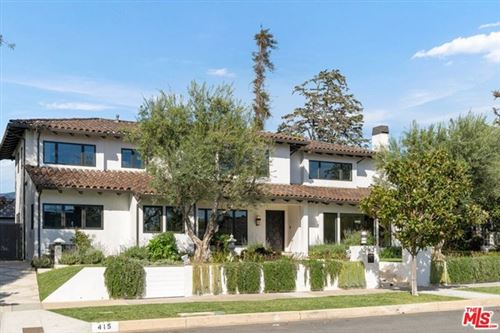 Photo of 415 Ocampo Drive, Pacific Palisades, CA 90272 (MLS # 21684912)