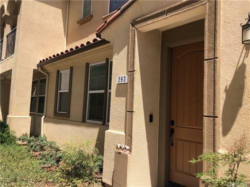 Photo of 393 Castiano Street, Camarillo, CA 93012 (MLS # SR21113912)