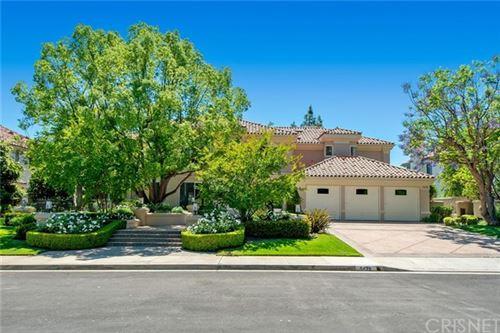 Photo of 5439 FREMANTLE Lane, Calabasas, CA 91302 (MLS # SR21121912)