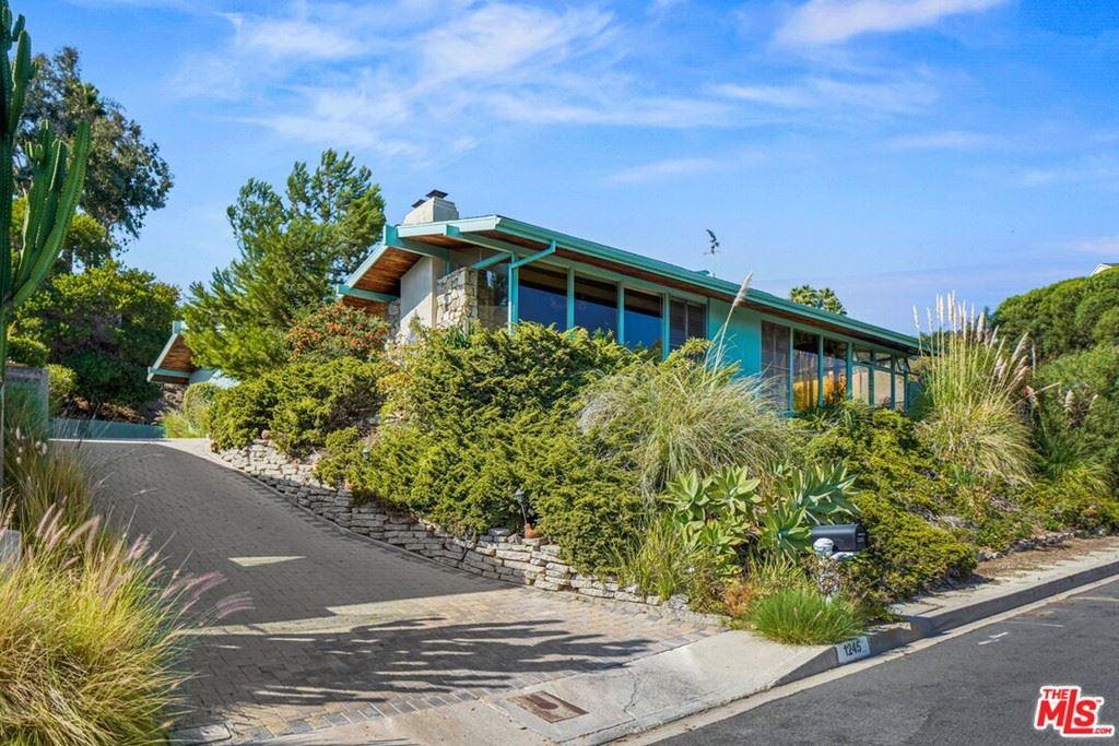 1245 Las Pulgas Road, Pacific Palisades, CA 90272 - MLS#: 21792912