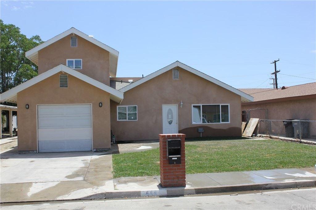 444 E Mead Street, San Jacinto, CA 92583 - MLS#: CV21161912