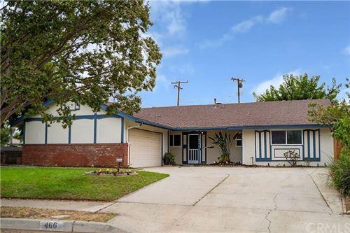 Photo of 466 N Greer Avenue, Covina, CA 91724 (MLS # CV20225913)