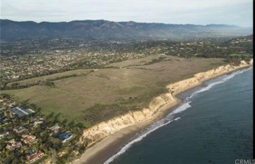 Photo of 0 More Mesa Dr, Santa Barbara, CA 93110 (MLS # CV21159913)