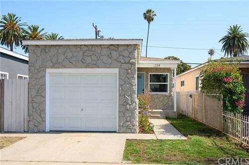 Photo of 224 E Platt Street, Long Beach, CA 90805 (MLS # DW21130913)