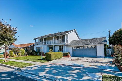 Photo of 8762 Nightingale Avenue, Fountain Valley, CA 92708 (MLS # PW21076913)