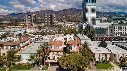 Photo of 333 Milford Street #107, Glendale, CA 91203 (MLS # SR21097913)