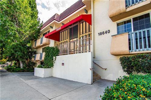 Photo of 18640 Collins Street #114, Tarzana, CA 91356 (MLS # SR21224913)