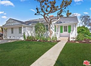 Photo of 2828 CASTLE HEIGHTS Avenue, Los Angeles, CA 90034 (MLS # 19499914)