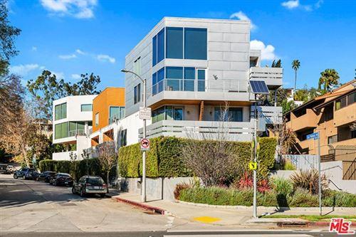 Photo of 6683 Franklin Avenue #7, Los Angeles, CA 90028 (MLS # 21694914)