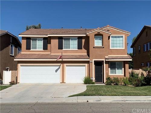 Photo of 30362 Blue Cedar Drive, Menifee, CA 92584 (MLS # IV20134914)
