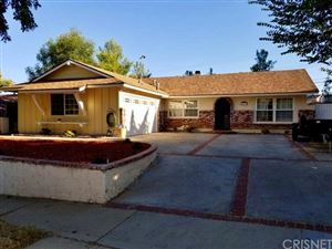 Tiny photo for 22537 La Rochelle Drive, Saugus, CA 91350 (MLS # SR19187914)
