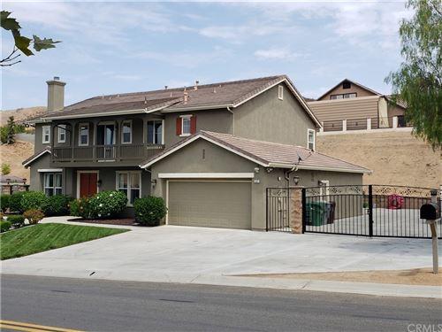 Photo of 1521 El Paso Drive, Norco, CA 92860 (MLS # IG21184915)