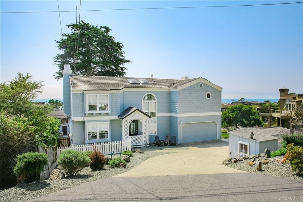 Photo of 1955 Emmons Road, Cambria, CA 93428 (MLS # SC21187915)