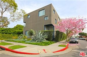 Photo of 7917 WILLOUGHBY Avenue #3, West Hollywood, CA 90046 (MLS # 19477916)