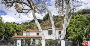 Tiny photo for 1251 STONE CANYON Road, Los Angeles, CA 90077 (MLS # 19518916)