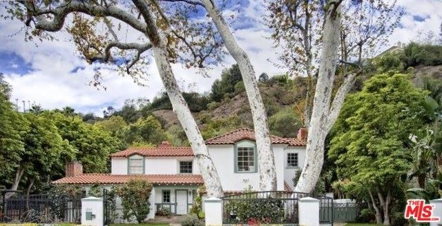 Photo for 1251 STONE CANYON Road, Los Angeles, CA 90077 (MLS # 19518916)