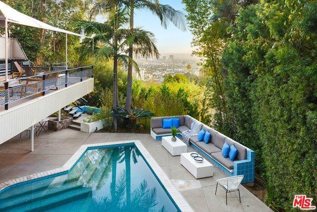 Photo of 8650 METZ Place, Los Angeles, CA 90069 (MLS # 20662916)