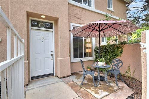 Photo of 25548 Schubert Circle #D, Stevenson Ranch, CA 91381 (MLS # SR20061917)