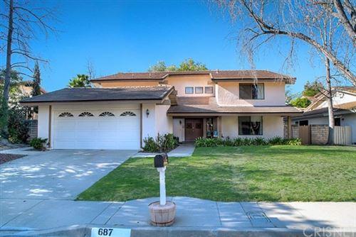 Photo of 687 Triunfo Canyon Road, Westlake Village, CA 91361 (MLS # SR21039917)