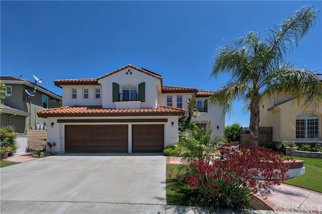 Photo for 25726 Wallace Place, Stevenson Ranch, CA 91381 (MLS # SR20099917)
