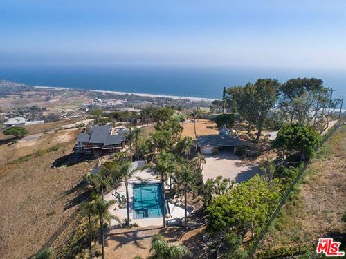 Photo of 5250 Horizon Drive, Malibu, CA 90265 (MLS # 20599918)