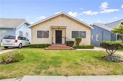 Photo of 6106 Keniston Avenue, Los Angeles, CA 90043 (MLS # RS21077918)