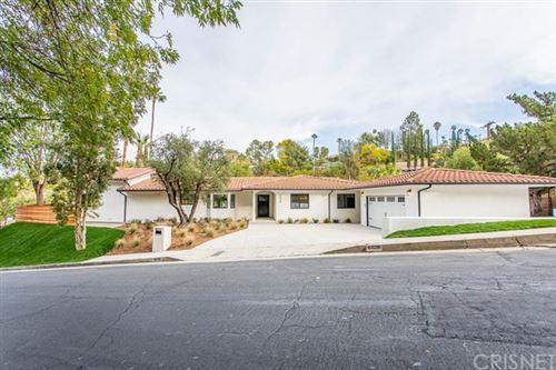 Photo of 4436 Alonzo Avenue, Encino, CA 91316 (MLS # SR21004918)