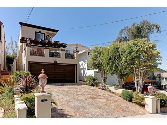 509 N Dianthus Street, Manhattan Beach, CA 90266 - MLS#: AR21083918