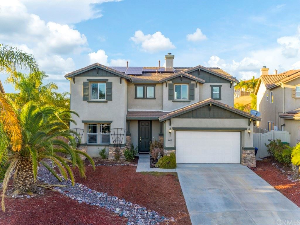 40417 Erica Avenue, Murrieta, CA 92562 - MLS#: SW21151918