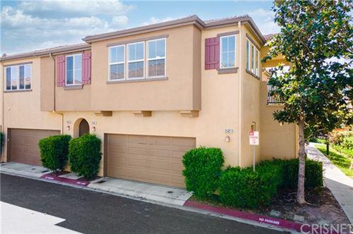 Photo of 25451 Wharton Drive, Valencia, CA 91381 (MLS # SR21076919)
