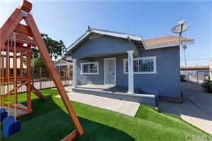 Photo of 1431 W 97th Street, Los Angeles, CA 90047 (MLS # PW19196920)