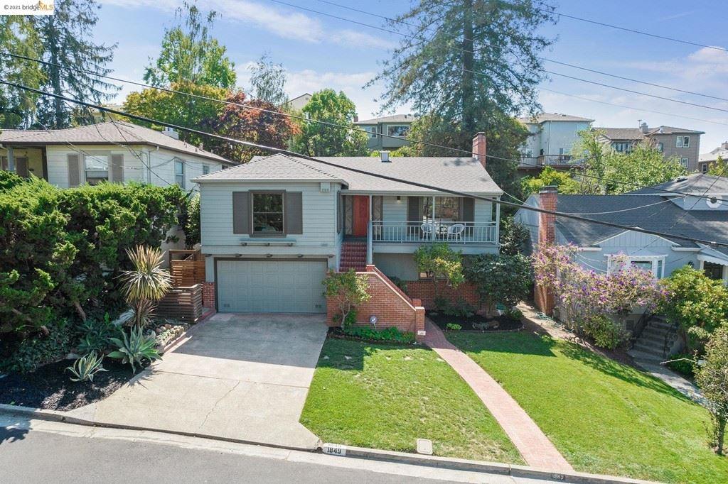 1849 Carter St, Oakland, CA 94602 - MLS#: 40966920