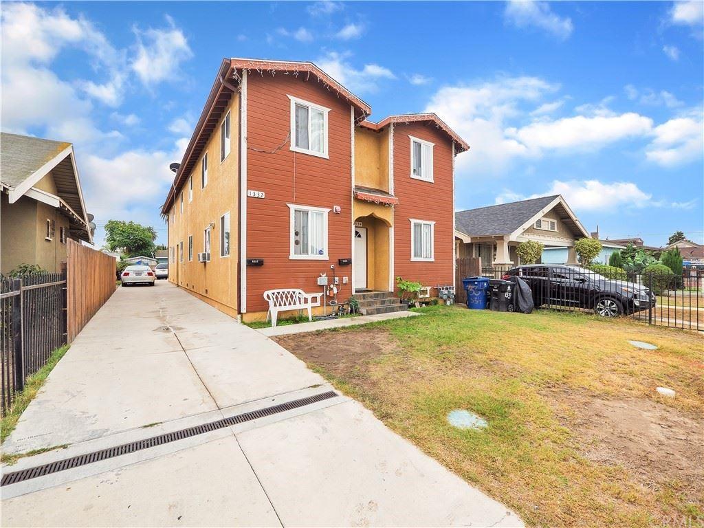 1332 W 52nd Street, Los Angeles, CA 90037 - MLS#: OC21223920
