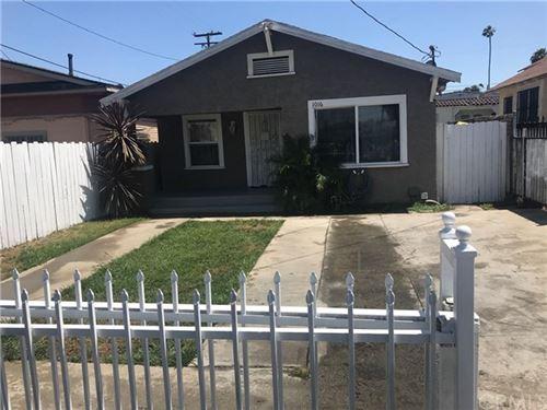 Photo of 1016 89Th St W Street, Los Angeles, CA 90044 (MLS # OC20116921)