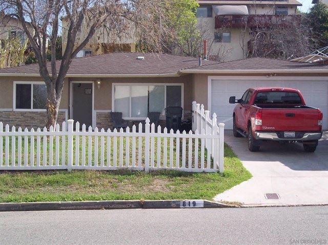 819 Felicita Ave, Spring Valley, CA 91977 - #: 210004921