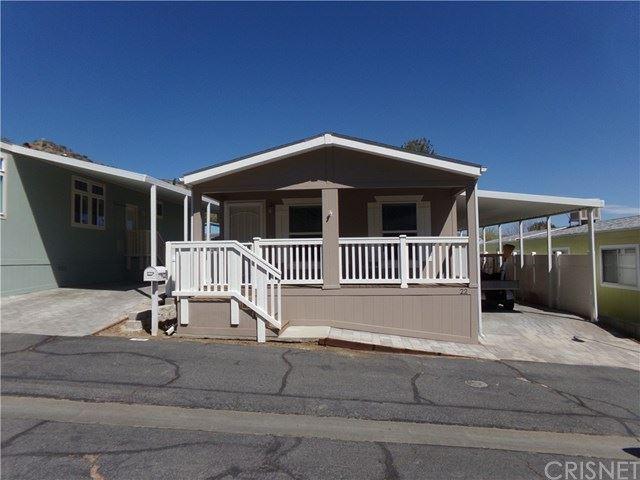 30000 HASLEY CANYON ROAD #22, Castaic, CA 91384 - MLS#: SR21071921