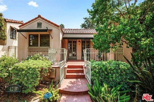 Photo of 1218 N Everett Street, Glendale, CA 91207 (MLS # 20622922)