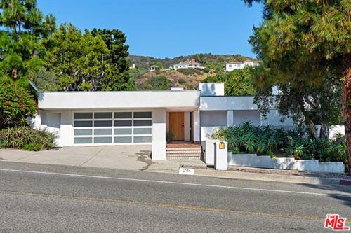 Photo of 1248 Bienveneda Avenue, Pacific Palisades, CA 90272 (MLS # 20663922)